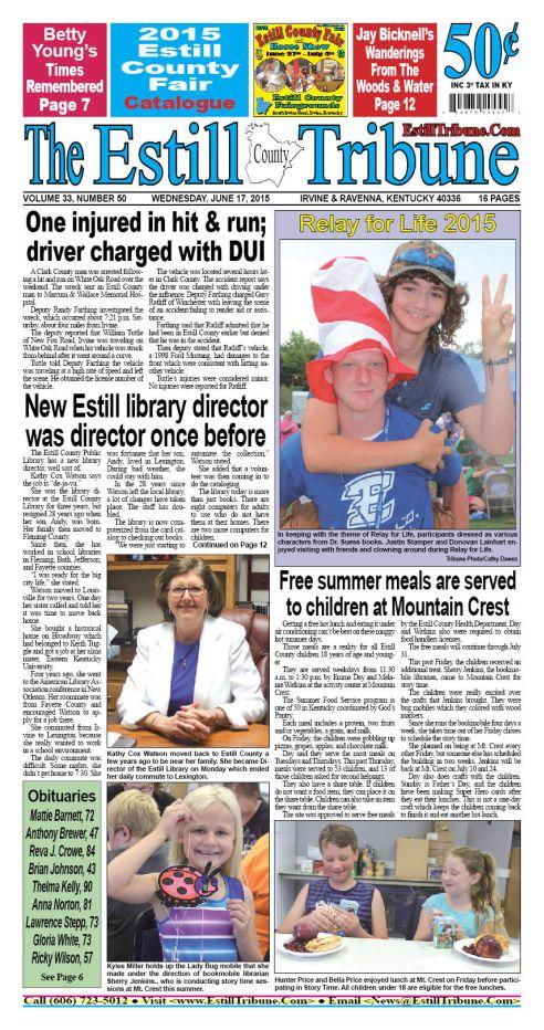 The Estill County Tribune